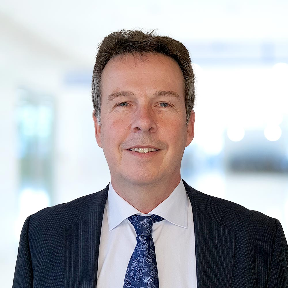 Ko Minnaard - Marine Consultant & Manager Minton Treharne & Davies Rotterdam