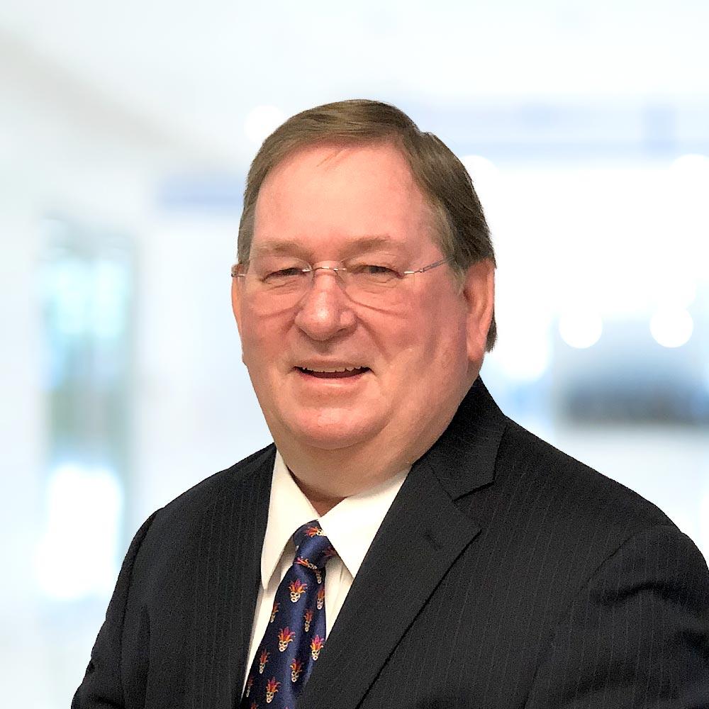 Mick Grant - President of Minton, Treharne & Davies (USA)