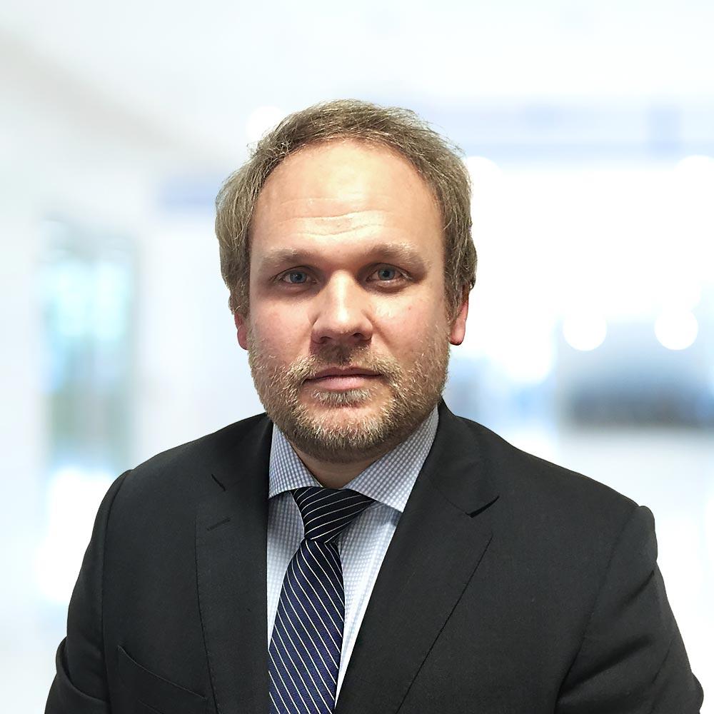 Richard Minton MChem (Oxon), MRSC - Director and Consultant Chemist - Minton Treharne & Davies